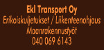 Ekl Transport Oy